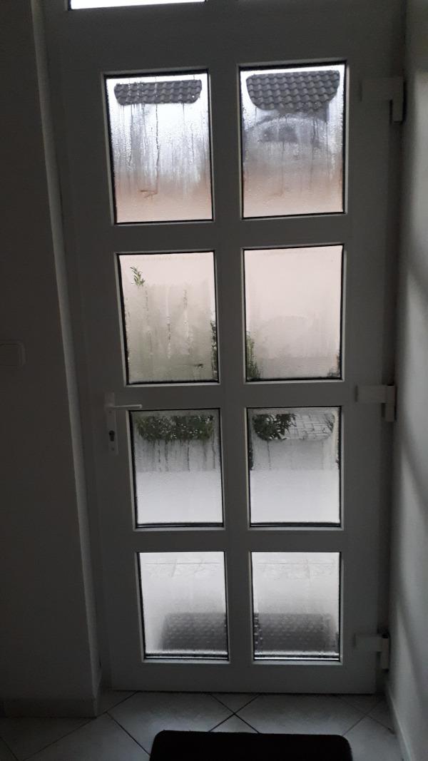 párás régi ablak
